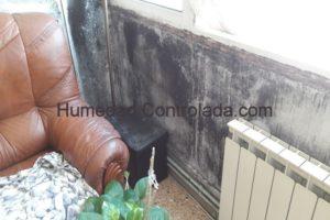 condensación o mala calidad de aire interior
