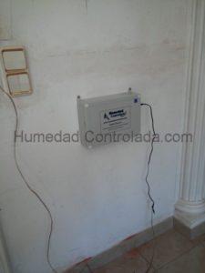 acelere la eliminación de la humedad de capilaridad