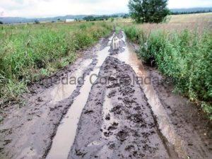 problemas de barro, estabilizacionm de suelos