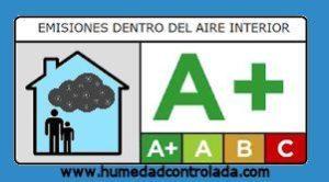 calidad de aire interior