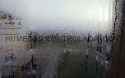 Condensación. Origen de los problemas de mohos