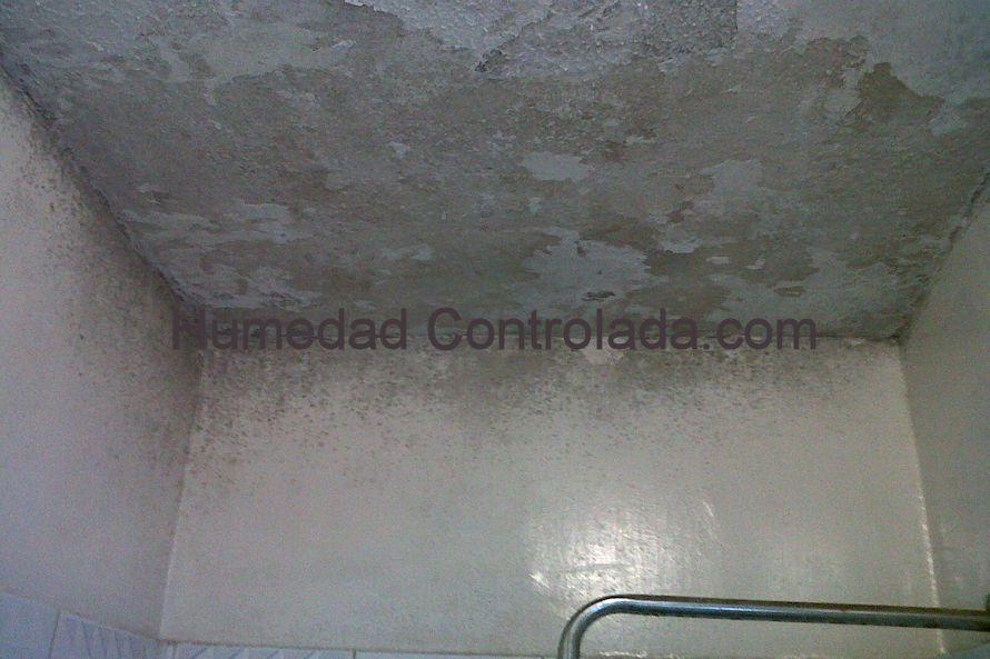 La Ventilación para eliminar la humedad de condensación
