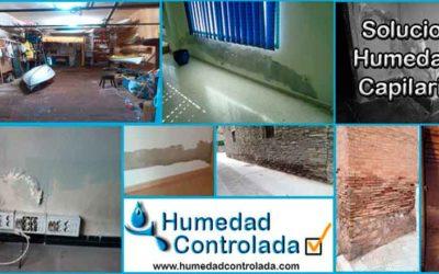 Elije la solución más adecuada para tus paredes con humedad