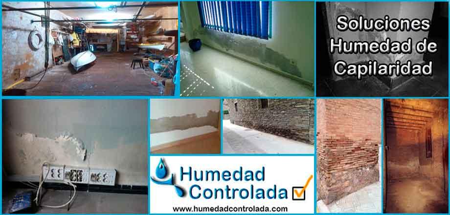 Los morteros macro porosos frente a otros sistemas para quitar la humedad de las paredes.