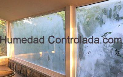 Humedad por condensación o mala calidad de aire interior. Mohos y olor a humedad. Radón
