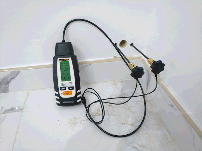 Eliminar las humedades de las paredes. Quitar la capilaridad.