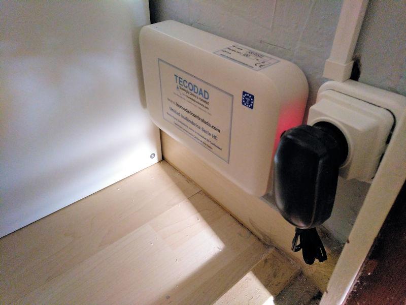 electroósmosis o inyecciones contra las humedades