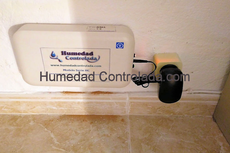Humedades de capilaridad con soluciones para paredes y suelos