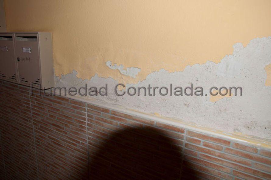 Soluciones distintas contra la humedad de las paredes. Humedad de capilaridad y de cimientos
