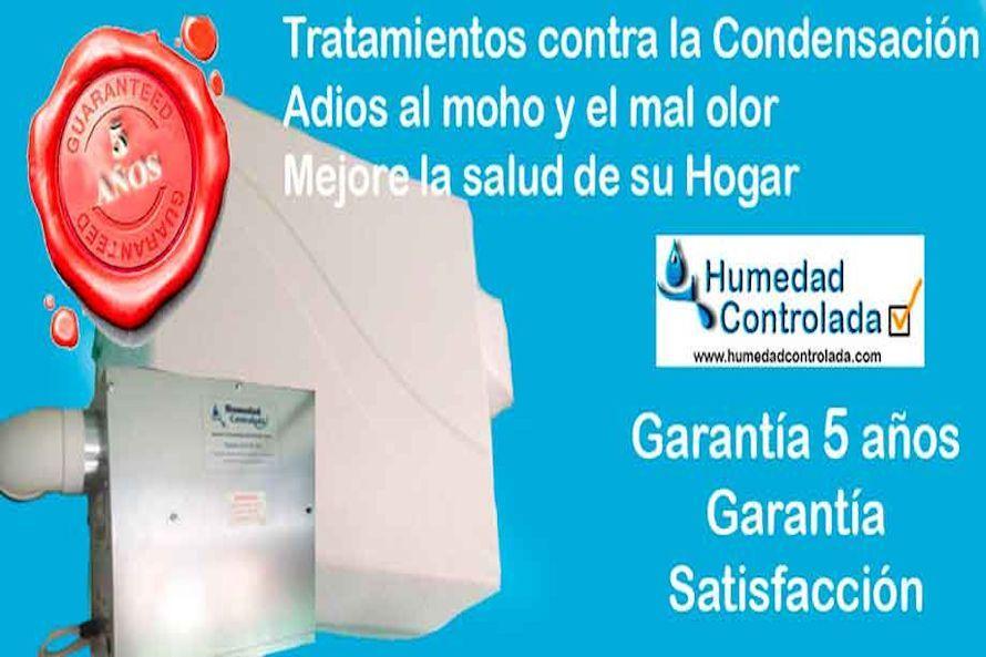 Problemas de humedad por condensación. Humedad estacional.