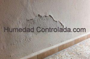 humedad de cimientos
