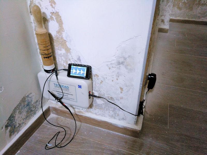 eliminar las humedades de las paredes de tu casa