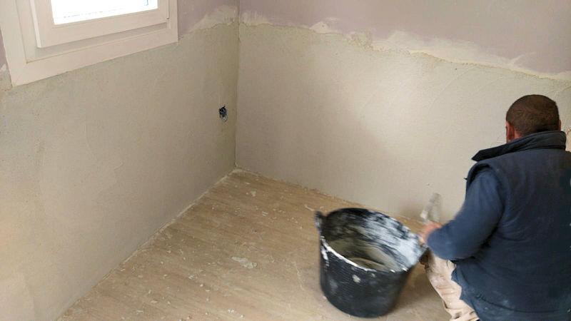como quitar las humedades de las paredes