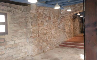 Capilaridad y otras humedades en edificios históricos y patrimonio