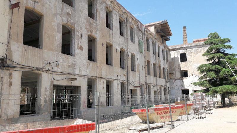 humedad en viviendas y edificios históricos