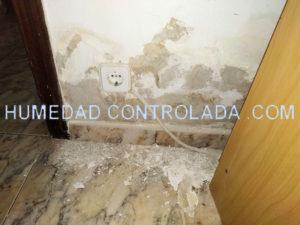 imágenes o fotos de humedades en casa