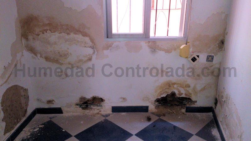 Como quitar las humedades de las paredes en 3 pasos