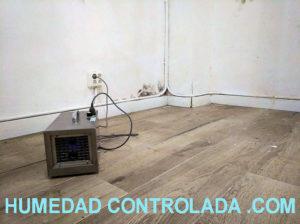 Ozono para higienizar la casa
