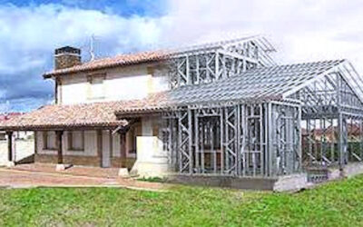 Tu casa sin humedades. Construirás con Steel Framing y de la humedad te olvidaras