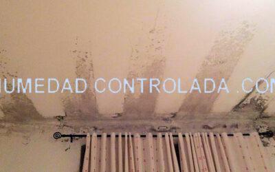Humedades y alquiler. Problemas con inquilinos y problemas con materiales almacenados.